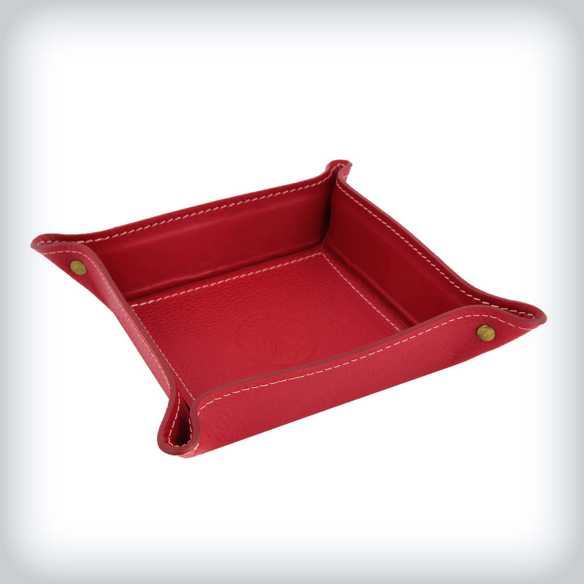 Leather Tray Peruzzi