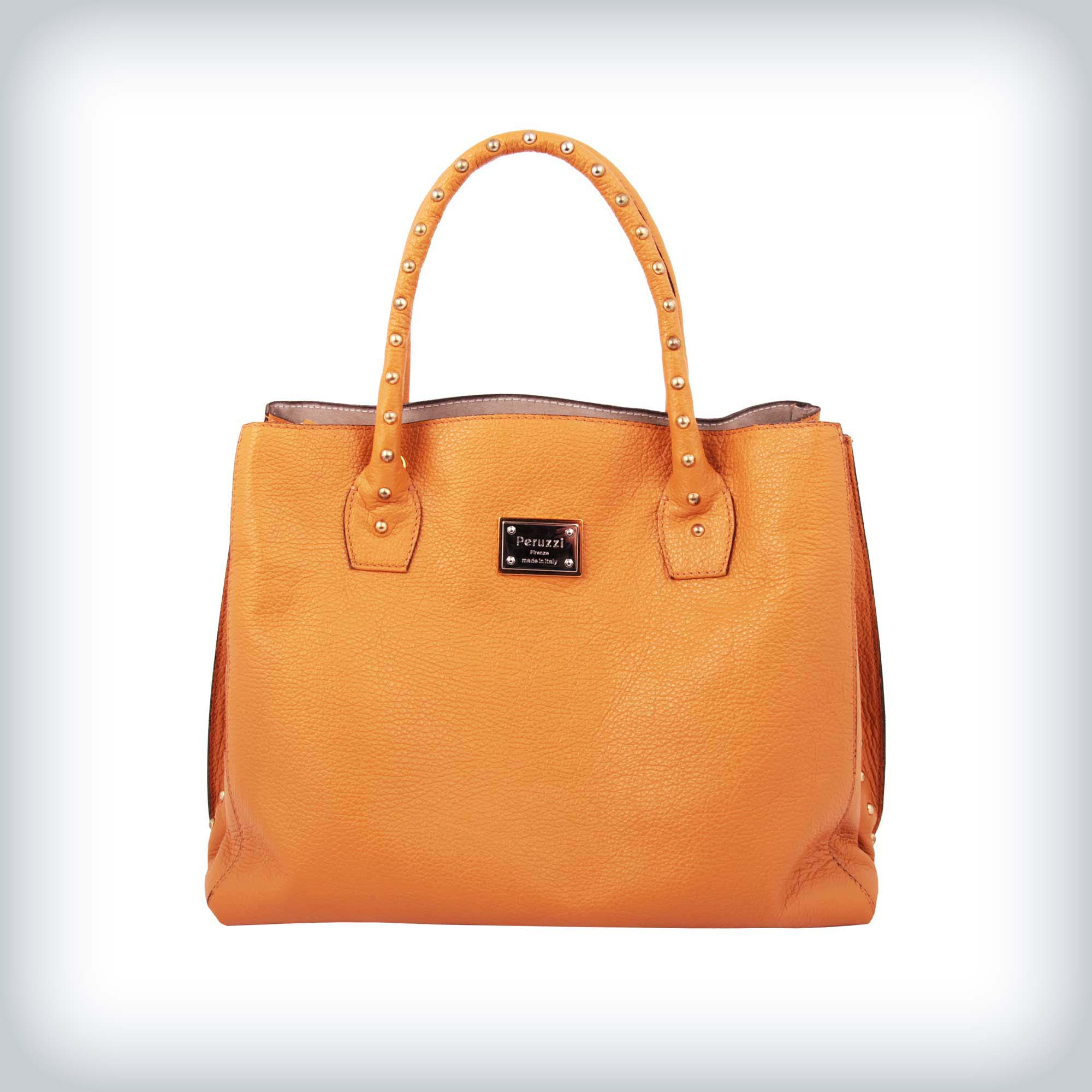 Soft Leather Handle Peruzzi