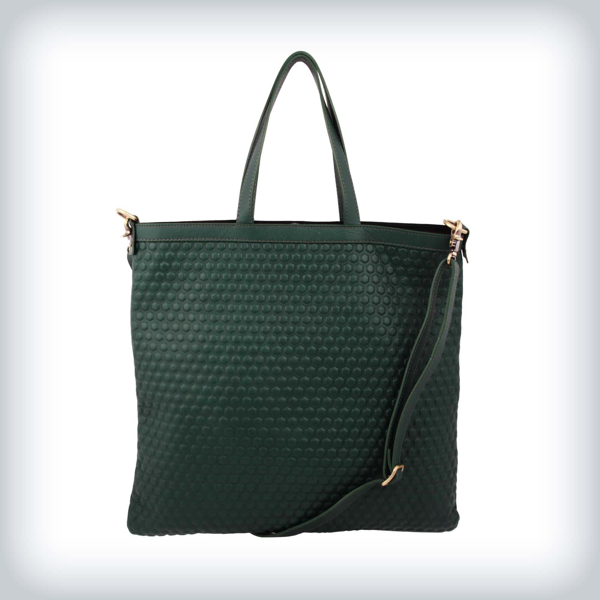 Leather Shopper Peruzzi