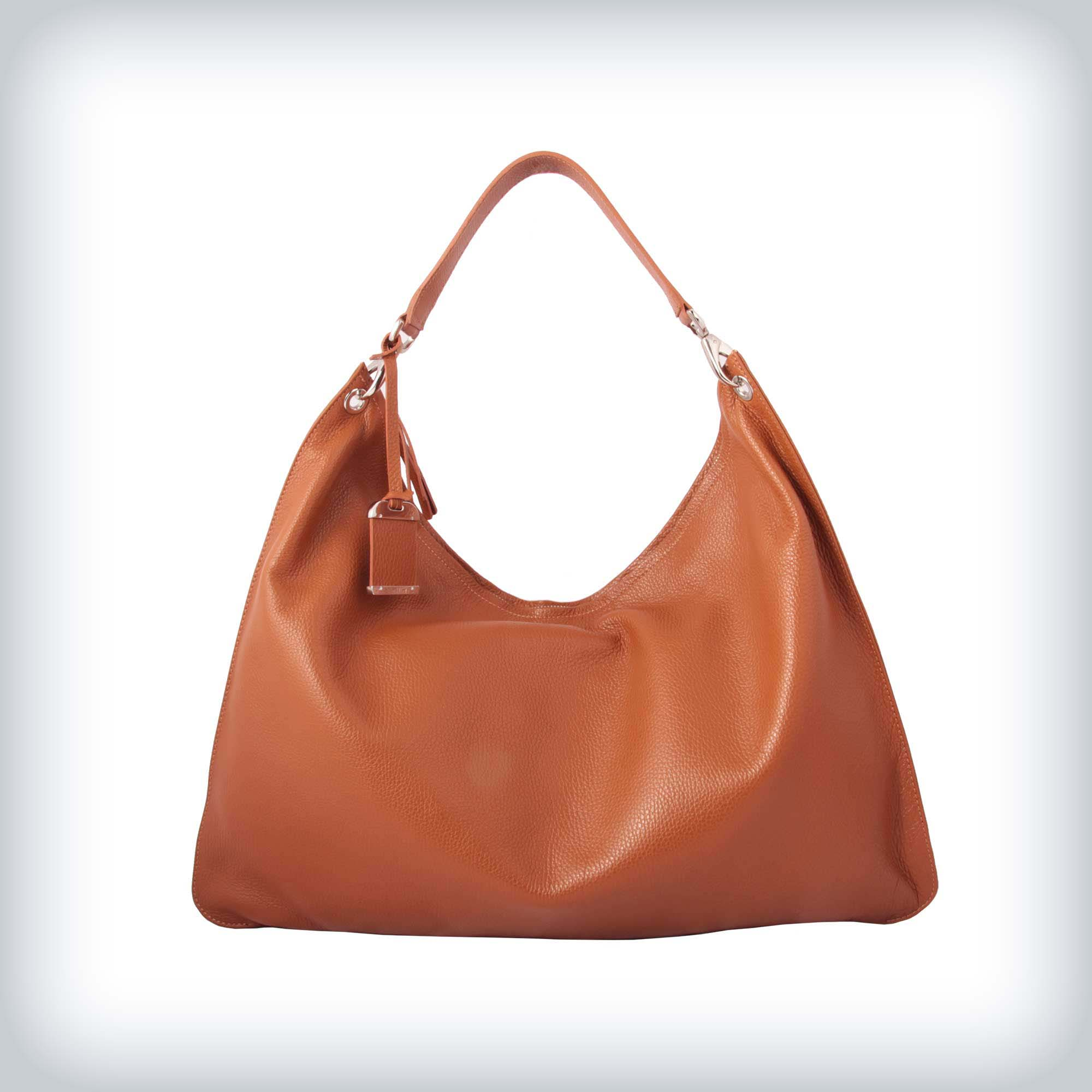 Leather Tote Bag Peruzzi