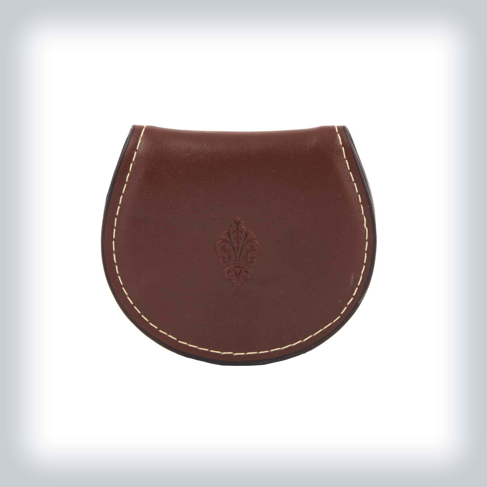 Leather Coin Case Peruzzi