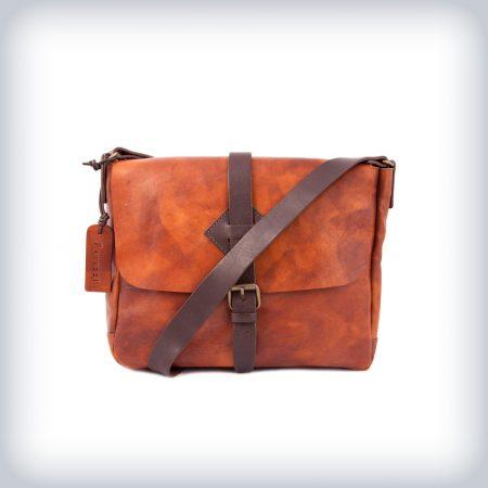 Vintage Messenger Bag Peruzzi
