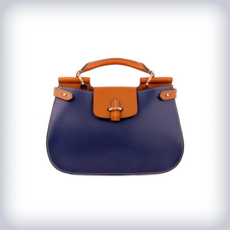 Leather Bag Luxury Italian Style Peruzzi