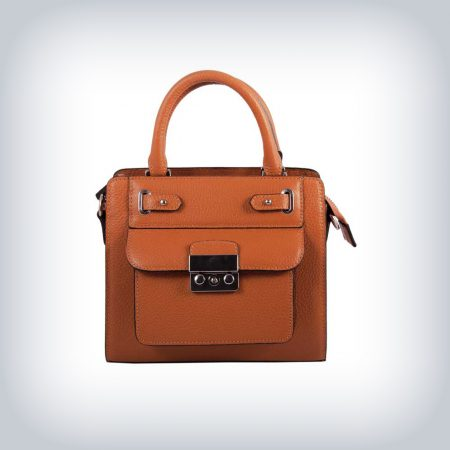 Little Leather handbag Peruzzi