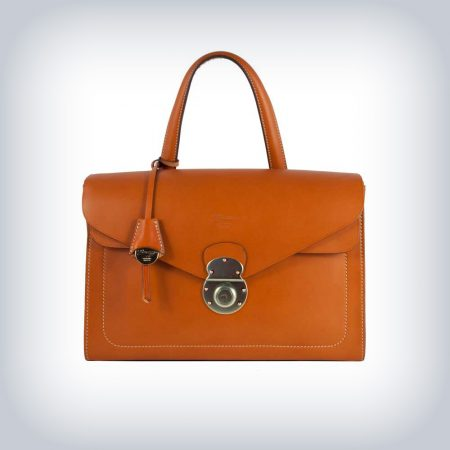 "Leather Bag ""Convertible"" Peruzzi Selleria"