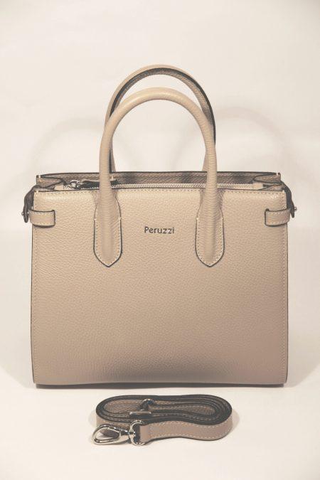 Peruzzi Leather Handbag